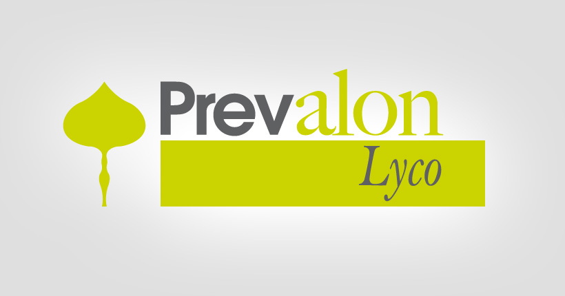 Prevalon Lyco - Création du roll-up