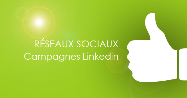 Campagnes publicitaires LinkedIn