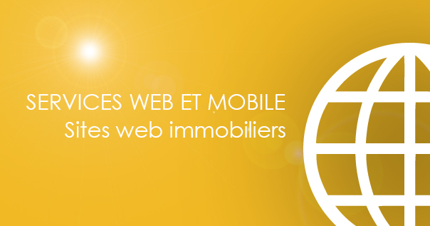 Création de sites web immobiliers